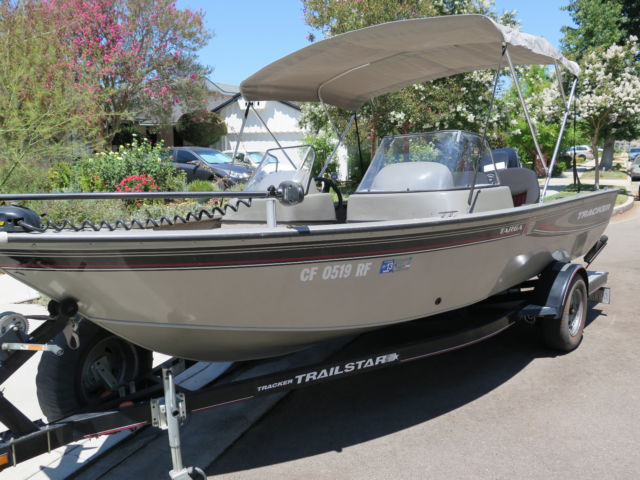 tracker targa 18 family fishing boat - Tracker Targa 2004 ...