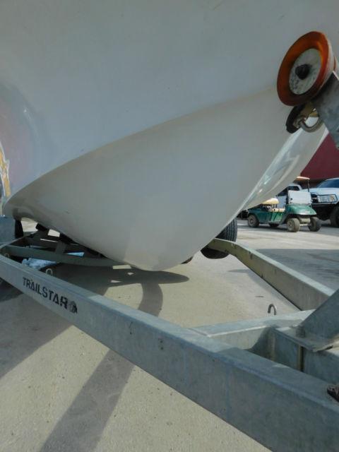 Tracker tundra 18 mercury 150 optimax trailer trolling for Cheap saltwater trolling motor