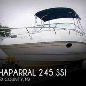 2001 chaparral 205 sse boat slip available 12500 - Chaparral